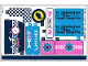 Part No: 41348stk01  Name: Sticker Sheet for Set 41348 - (38018/6222312)