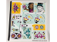 Part No: 41368stk01  Name: Sticker Sheet for Set 41368 - (44883/6249666)