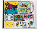 Part No: 41374stk01  Name: Sticker Sheet for Set 41374 - (50430/6257607)
