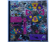 Part No: 41375stk01  Name: Sticker Sheet for Set 41375, Holographic Mirrored - (50431/6257608)