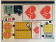 Part No: 41394stk01  Name: Sticker Sheet for Set 41394, Sheet 1 - (66474/6288189)
