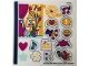 Part No: 41400stk01  Name: Sticker Sheet for Set 41400 - (66279/6287390)