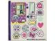 Part No: 41404stk01  Name: Sticker Sheet for Set 41404 - (66285/6287410)