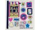 Part No: 41407stk01  Name: Sticker Sheet for Set 41407 - (66306/6287563)
