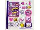 Part No: 41409stk01  Name: Sticker Sheet for Set 41409 - (66308/6287567)