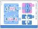 Part No: 41453stk01  Name: Sticker for Set 41453 - (39041/6230043)