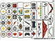Part No: 41597stk01  Name: Sticker Sheet for Set 41597 - (38806/6227406)