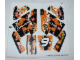 Part No: 42007stk01  Name: Sticker for Set 42007 - (13074/6023227)