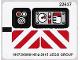 Part No: 42032stk01  Name: Sticker for Set 42032 - (19072/6096145)