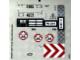 Part No: 4203stk01  Name: Sticker Sheet for Set 4203 - (10010492/6004752)