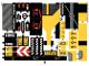 Part No: 42053stk01  Name: Sticker for Set 42053 - (26668/6152133)