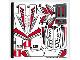 Part No: 42057stk01  Name: Sticker for Set 42057 - (29041/6171760)