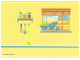 Part No: 4215967  Name: Plastic Backdrop for Set 5940 - Kitchen