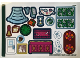 Part No: 43175stk02  Name: Sticker Sheet for Set 43175, Sheet 2 - (66560/6288509)
