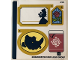 Part No: 43177stk01  Name: Sticker Sheet for Set 43177, Sheet 1 - (65860/6285570)