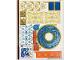 Part No: 43181stk01  Name: Sticker Sheet for Set 43181 - (69660/6317280)