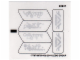 Part No: 44028stk01  Name: Sticker Sheet for Set 44028 - (17787/6076016)