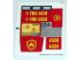 Part No: 4430stk01  Name: Sticker Sheet for Set 4430 - (99229/4649806)