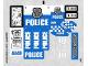 Part No: 4440stk01  Name: Sticker Sheet for Set 4440 - (99223/4649789)