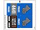 Part No: 4441stk01  Name: Sticker Sheet for Set 4441 - (99224/4649790)