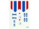 Part No: 4558stk01  Name: Sticker for Set 4558 - Sheet 1 (164565)