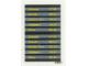 Part No: 4558stk02  Name: Sticker for Set 4558 - Sheet 2, Train Schedule, European Cities (164557)