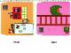 Part No: 4689cdb01  Name: Paper, Cardboard Backdrop for Set 4689 #1, Duplo
