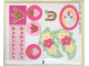 Part No: 4828stk01  Name: Sticker Sheet for Set 4828 - (58327/4498467)