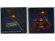 Part No: 5004389cdb05  Name: Paper, Card Insert Nexo Knights Jestro