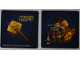 Part No: 5004389cdb07  Name: Paper, Card Insert Nexo Knights Macy