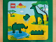 Part No: 5004401foam  Name: Foam, Duplo Mat for Set 5004401