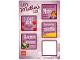 Part No: 5005878stk01  Name: Sticker Sheet for Gear 5005878