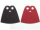 Part No: 522pb003  Name: Minifigure, Cape Cloth, Standard with Dark Red and Black Sides