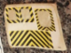 Part No: 558stk01  Name: Sticker Sheet for Set 558 - (4584)