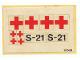 Part No: 575.2stk03  Name: Sticker Sheet for Set 575-2 - Sheet 3 (003434)