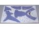 Part No: 59833  Name: Plastic Skin Shark Sheet 2 of 2 for Set 81001-1