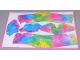 Part No: 59834  Name: Plastic Skin Splash Koi Sheet 1 of 2 for Set 81002-1