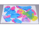 Part No: 59835  Name: Plastic Skin Splash Koi Sheet 2 of 2 for Set 81002-1