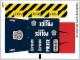 Part No: 60007stk01  Name: Sticker Sheet for Set 60007 - (12751/6021254)