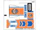 Part No: 60012stk01  Name: Sticker Sheet for Set 60012 - (13611/6030890)