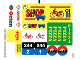Part No: 60031stk01  Name: Sticker Sheet for Set 60031 - (14427/6039543)