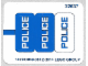 Part No: 60041stk01a  Name: Sticker Sheet for Set 60041 - International Version - (14793/6044081)