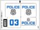 Part No: 60043stk01a  Name: Sticker Sheet for Set 60043 - International Version - (14797/6044089)