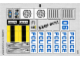 Part No: 60046stk01  Name: Sticker Sheet for Set 60046 - (14823/6044170)