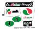 Part No: 60053stk01a  Name: Sticker Sheet for Set 60053 - International Version - (14860/6044222)