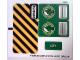 Part No: 60059stk01a  Name: Sticker Sheet for Set 60059 - International Version - (14894/6044285)