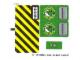 Part No: 60059stk01b  Name: Sticker Sheet for Set 60059 - North American Version - (17105/6065801)