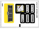 Part No: 60060stk01  Name: Sticker Sheet for Set 60060 - (14898/6044295)