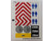 Part No: 60073stk01b  Name: Sticker Sheet for Set 60073 - North American Version - (19472/6099769)