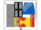 Part No: 60082stk01a  Name: Sticker Sheet for Set 60082 - International Version - (19277/6097575)